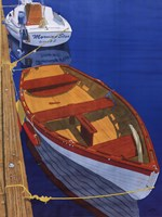 Two Dinghy's Fine Art Print