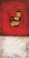 Harmony in Red I Fine Art Print