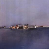 Horizon Bleue Fine Art Print