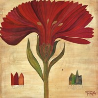Gerbera Fine Art Print