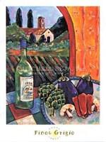Pinot Grigio Fine Art Print