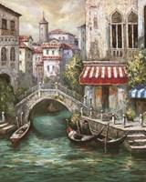 Venetian Motif I Framed Print