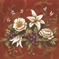 Jaipur Blossoms I Fine Art Print