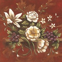 Jaipur Blossoms II Fine Art Print
