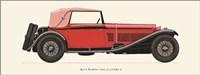 Alfa Romeo 1930 Fine Art Print