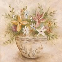 Floris Botanica II Fine Art Print