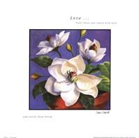 "Love by Lanie Loreth - 12"" x 12"""