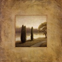 "Isle Pathway II by Michael Marcon - 24"" x 24"""