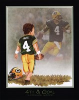 4th and Goal Fine Art Print