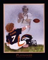Playmaker Fine Art Print