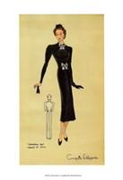 "Ladies Fashion II by Richard Henson - 9"" x 16"""