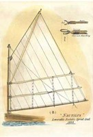 "Nautilus IV by Richard Henson - 12"" x 18"""