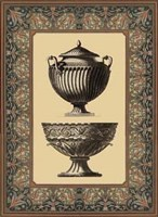 "Renaissance Urn I by Richard Henson - 16"" x 22"""