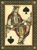 Let's Play Cards II Fine Art Print