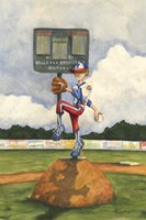 Strike Out Fine Art Print
