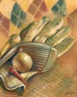 Classic Golf (P) IV Fine Art Print