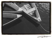 """Dockside 3 by Laura Denardo - 15"""" x 10"""""""
