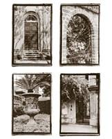 """Old World Architecturals by Laura Denardo - 9"""" x 12"""""""