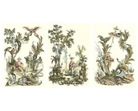 Mini Oriental Garden Fine Art Print