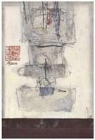 Asian Jewels VI Fine Art Print