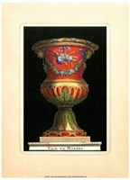 """Vase with Instruments by S. Thomassin - 9"""" x 13"""""""