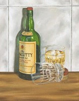 Scotch Series I Fine Art Print