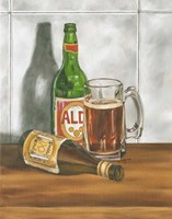 Beer Series I by Jennifer Goldberger - various sizes