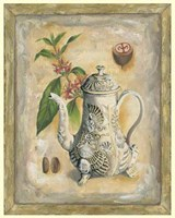 "Coffee Time by Jennifer Goldberger - 11"" x 14"""