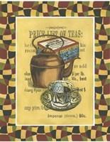 Tea Leaves Fine Art Print
