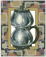 June's Coffee Pot Fine Art Print