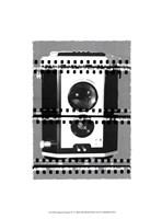 Camera Chrome IV Framed Print