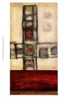 Oriental Breeze II Fine Art Print