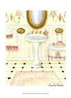 Chic Bath (D) Fine Art Print