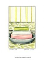 "Lathered Up by Chariklia Zarris - 10"" x 13"""