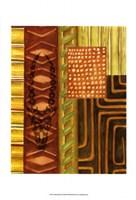 """Tribal Spirit II by Chariklia Zarris - 11"""" x 14"""""""