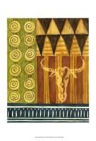 """Ancestor Spirit II by Chariklia Zarris - 11"""" x 14"""""""