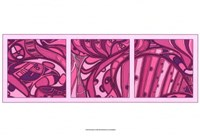 Pink Fission I Fine Art Print