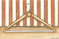 Acme Ultra Clothes Hanger (PT) by Chariklia Zarris - various sizes