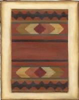 Rio Grande Weaving (H) II Fine Art Print