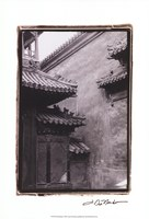 Old Beijing Framed Print