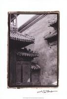 Old Beijing Fine Art Print