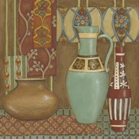 Tapestry Still Life I by Chariklia Zarris - various sizes