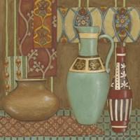 Tapestry Still Life I Fine Art Print