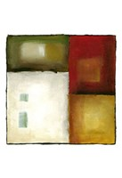 "Mirrored Reflections I by Chariklia Zarris - 12"" x 12"", FulcrumGallery.com brand"