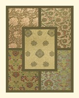 Textile Detail I Fine Art Print