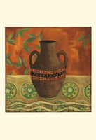 Earthen Vessel I Fine Art Print