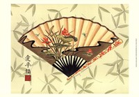Art of the Geisha I Framed Print