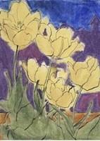 Floral Fantasy VI Fine Art Print