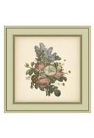 """Tuscany Bouquet (P) VII by Chariklia Zarris - 13"""" x 19"""""""