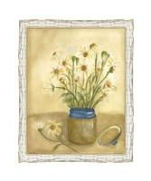 Country Daisy I Fine Art Print